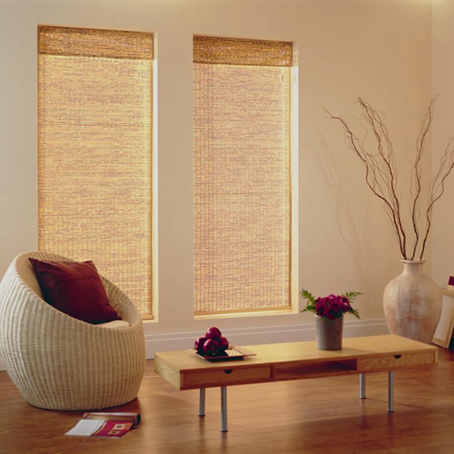 Woven Wood Shades 01